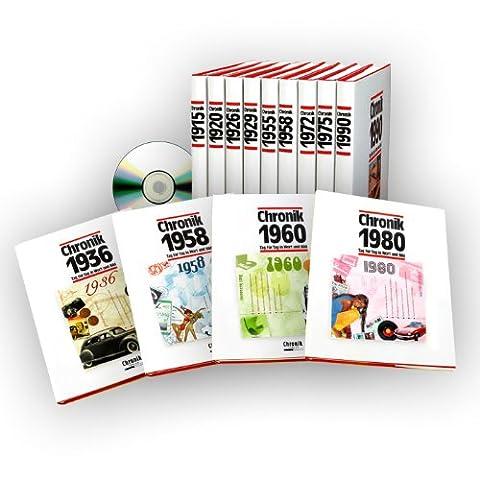 Jubiläums-Set 1970: Chronik 1970 + Musik-CD 1970