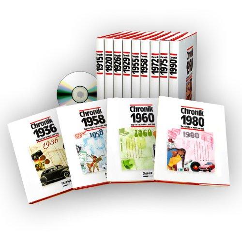 Jubiläums-Set 1939: Chronik 1939 + Musik-CD 1939