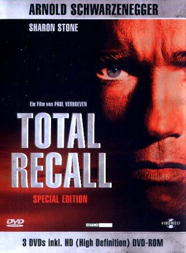 Total Recall [Special Edition] [2 DVDs]