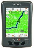 VDO GPS Bike Computer GP7 Offroad, 11,5 x 7,5 x 3,0 cm GP710F010070101