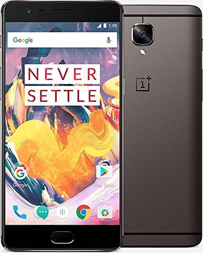 Foto OnePlus 3T, RAM 6GB+ROM 64GB 4G FDD-LTE 5.5 inch Smart Phone Qualcomm Snapdragon 821 Quad Core 2.35GHz 16.0MP International Version Unlocked