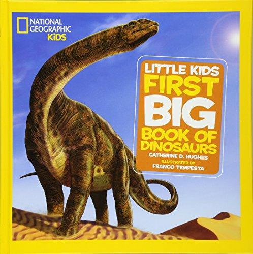 Little Kids First Big Book of Dinosaurs (First Big Book)