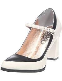 Kesslord - Zapatos de vestir de cuero para mujer