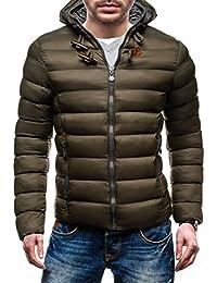 BOLF – Veste à capuche – Fermeture éclair – STEGOL AK123 - Homme