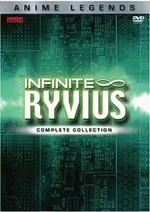 Infinite Ryvius: Anime Legends Complete Collection [DVD] [Region 1] [US Import] [NTSC]