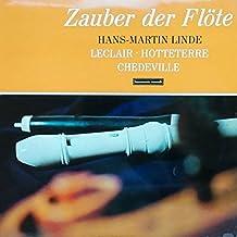 Georg Philipp Telemann / Jacques Martin Hotteterre / Nicolas Chédeville / Jean-Marie Leclair / Hans-Martin Linde - Zauber Der Flöte - BASF - HM 30 176 L, Harmonia Mundi - HM 30 176 L