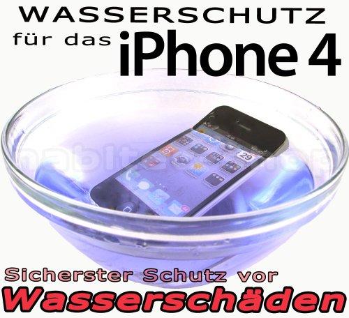 Preisvergleich Produktbild Apple Iphone 4 4S Wasserdicht Staubfest Folie Schutz Hülle Case Cover Etui TOP Outdoor Survival Arbeit Schmutz Strand Handy-Kondom