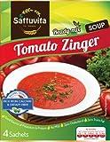 #2: Sattuvita Zinger Soup, Tomato, 20g (4 Sachets)= 80g