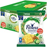 Nestle Fitness Toasties Lime & Cumin 36g Bag (12 B
