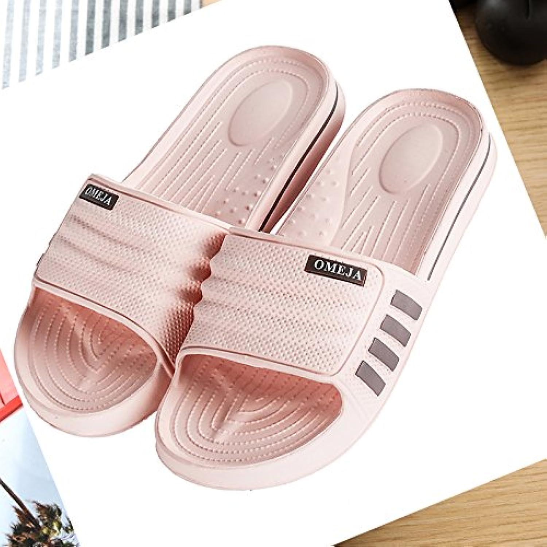 CWJDTXD Zapatillas de verano Zapatillas de espuma ultraligeras de secado rápido luz de verano femenina antideslizante...