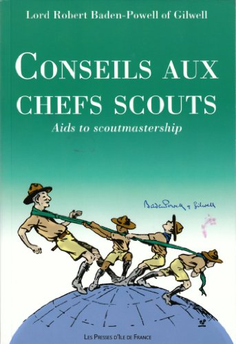 Conseil aux chefs scouts : Aids to Scoutmastership