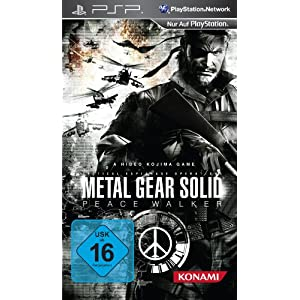 Metal Gear Solid – Peace Walker