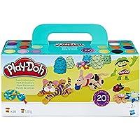 Play-Doh Hasbro A7924EU9 Super Farbenset (20er Pack), Knete