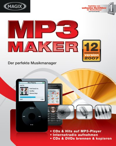 MAGIX mp3 maker 12