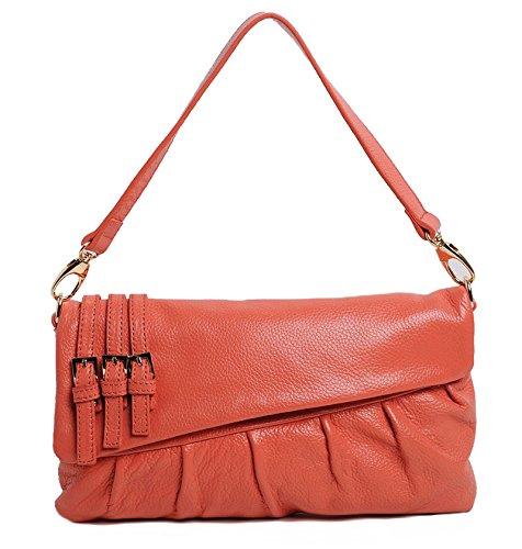 Chlln Neue Handtasche Neue Handtasche Stilvolle Tragbare Schulter Ranzen Watermelon Red