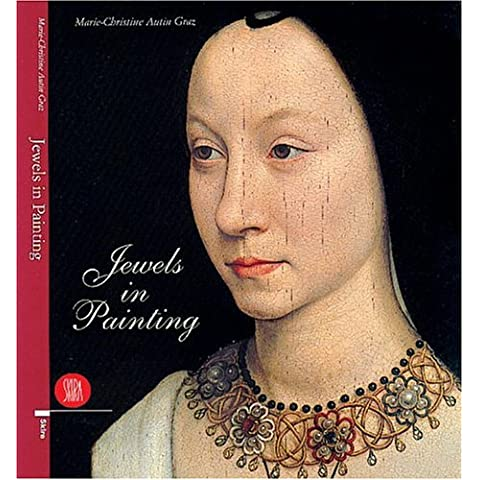 Jewels in painting
