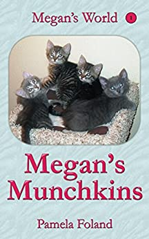 Megan's Munchkins (Megan's World Book 1) (English Edition) di [Foland, Pamela]