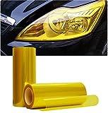 Golden Gelb Scheinwerfer Tint 1000cm x 30cm Rolle