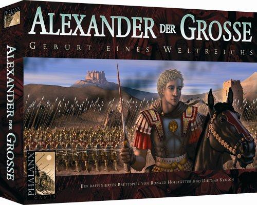 Kosmos - Phalanx Deutschland 15310 - Alexander der Groe (König Me-brettspiel)