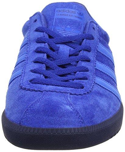 adidas Unisex-Erwachsene Bermuda Trainer Low Blau (Collegiate Royal/bluebird/dark Blue)