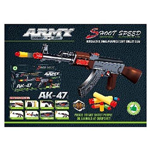 Schnellfeuergewehr Ak-47, Verschiedene Spielwaren ()