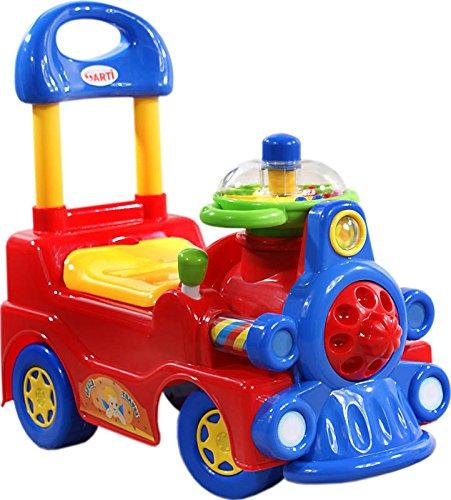 ARTI Correpasillos y andados para bebes - Portador con funcion empuja -Tire del juguete -...