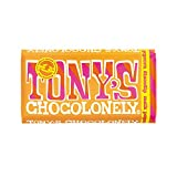 Tony's Chocolonely Melk Popcorn Discodip 180g