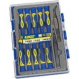 Kinzo 56410–Juego de 12destornilladores de precisión