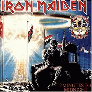 2 Minutes to Midnight / Aces High (Maiden-aces High Iron)