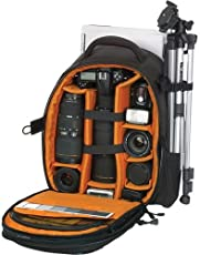 SHOPEE Numex Tycon 17-inch Camera Backpack(Multicolour)