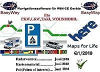 Premium Europe Navigation Software Win CE CAR TRUCK BUS�??Camper Van