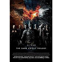 The Dark Knight Rises Batman Poster On Silk <60cm x 87cm, 24inch x 35inch> - Cartel de Seda - 4304A3