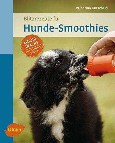 Blitzrezepte für Hunde-Smoothies: Liquid Snacks - gemixt, gekocht, in Tuben (Verpackung-tuben)