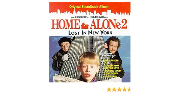 Home Alone 2 Lost In New York Us Import Various Artists Amazon