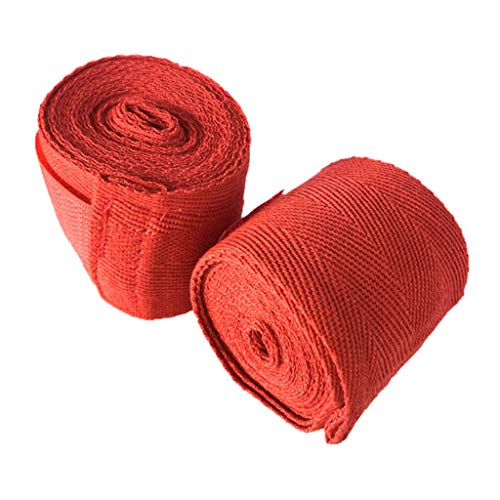 TAOtTAO 2,5 m boxbandagen gebundene hände mit kampfwickel muay thai boxproblemen gebundenen händen handschützern handverpackungen boxen handgelenk bandagen strap pad handschuh schutz stretch faust (C)