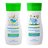 Mamaearth Shampoo & Wash Combo Value Pac...