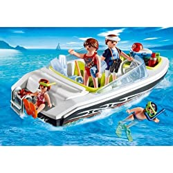 Playmobil - Lancha Familiar (4862)