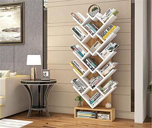 Mode-hohe Kapazitäts-Speicher-Bücherregal / Bücherregal, modernes minimalistisches...
