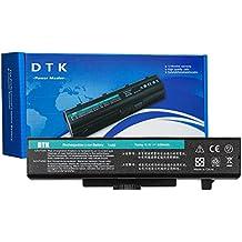 DTK® Batería para Ordenador Portátil Lenovo Y480 Y480A Y485 Y580 Y585 G480 G485 G580 G585