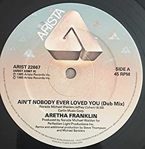 Freedb JAZZ / C210B60E - Ain't Nobody Ever Loved You  Musiche e video  di  Aretha Franklin
