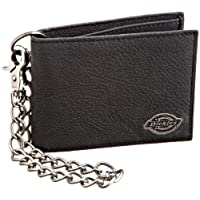 Dickies  Mens Wallet, Card Case & Money Organizer, Black, 11 31DI1304