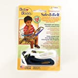 Baby Buddy Shopping Cart Safety Belt, Navy by Baby Buddy