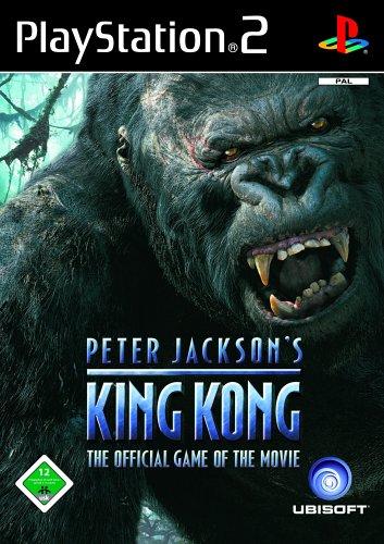 Peter Jackson's King Kong (King 2 Playstation Kong)