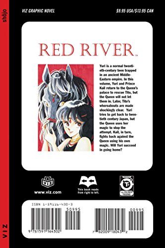Red River, Volume 2 (Red River (Graphic Novels))