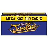 McVitie's Jaffa Cakes 100 Cakes Mega Box - 5 x Twin Pack...