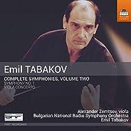 Tabakov: Complete Symphonies, Vol. 2