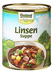 ÖKOLAND Linsensuppe