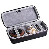 LTGEM EVA Hart Fall Reise Tragen Tasche für Sphero Star Wars Roboter App Gesteuerter BB-8 Droid.