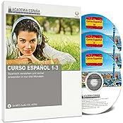 Curso Español I, II und III - Spanisch lernen für Anfänger und Fortgeschrittene (Audio-Sprachkurs)