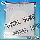 FREEZER BAGS LOOSE : FREEZER BAGS : ZIPPER SEAL FREEZER FOOD STORAGE GALLON SIZE BAGS 10 PACK(11 IN * 11 IN) 26.8 CM * 27.9 CM